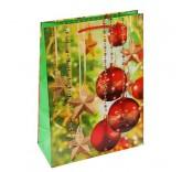 """Пакет подарочный """"Праздничное сияние"""" 11см х 14см"""