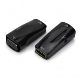 Адаптер (переходник) HDMI (F) - VGA + audio выход