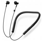 Беспроводные наушники Xiaomi bluetooth Collar headphone youth edition (Black)