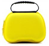 Противоударная сумка для джойстика Sony Playstation 5, жёлтый