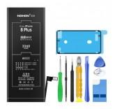 Аккумулятор Nohon 3300/3360 mAh для Apple iPhone 8 Plus Max с комплектным инструментом