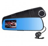 Зеркало заднего вида с регистратором на 2 камеры