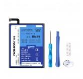 Аккумулятор Nohon BM39 3250/3350 mAh для Xiaomi Mi 6 с комплектным инструментом