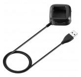 USB кабель для зарядки умных часов Fitbit Versa