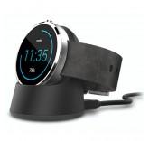 Док станция для зарядки умных часов Motorola Moto 360