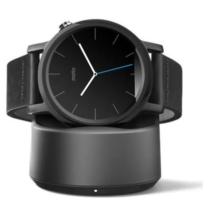 Купить Док станция для зарядки умных часов Motorola Moto 360 v2 (2nd gen) с доставкой по России