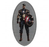 Беспроводная индукционная зарядка Капитан Америка