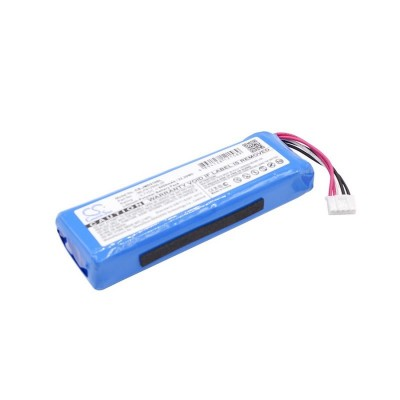 Купить Аккумуляторная батарея CS-JMD210SL для JBL Charge 2, 2+ (MLP912995-2P, GSP1029102) 3.7V 6000mAh 22.20Wh с доставкой по России