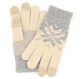 Сенсорные перчатки Xiaomi бежевые (оригинальные)