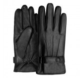 Сенсорные кожаные перчатки Xiaomi Qimian Lambskin Touchscreen Gloves (Мужские)