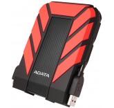 Внешний HDD ADATA HD710 Pro 1 TB, черный/красный