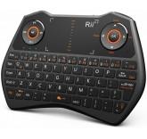 Беспроводная мини клавиатура+мышь+пульт Rii mini ONE RT-MWK28 (Black)