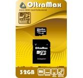 Карта памяти OltraMax micro SDHC 32GB class 10