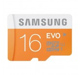 Карта памяти Samsung MicroSDHC 16GB class 10
