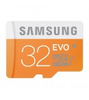 Карта памяти Samsung MicroSDHC 32GB class 10
