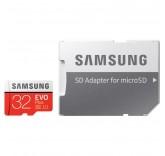 Карта памяти Samsung microSDHC EVO Plus V2 32GB Class 10 UHS-I U1 (20/95 Mb/s) + SD адаптер