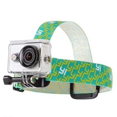 Купить Крепление на голову для экшн камеры Xiaomi Yi Head Mount с доставкой по России