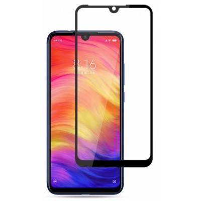 Купить Защитное стекло для Xiaomi Redmi 7 (Black) с доставкой по России