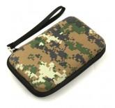 Камуфляжная сумка кейс для экшн камер (Тип-1)