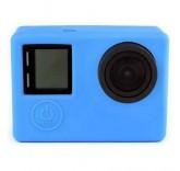 Силиконовый чехол для GoPro HERO3/3+ бирюзовый