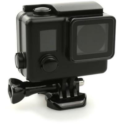 Купить Аквабокс для экшн камеры GoPro HERO4 (Матовый черный) с доставкой по России