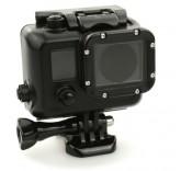 Аквабокс для экшн камеры GoPro HERO3+/3 (Матовый черный)