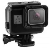 Аквабокс для экшн камеры GoPro HERO5/6 (Матовый черный)