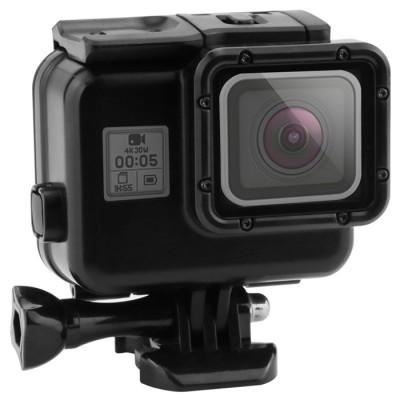 Купить Аквабокс для экшн камеры GoPro HERO5/6 (Матовый черный) с доставкой по России