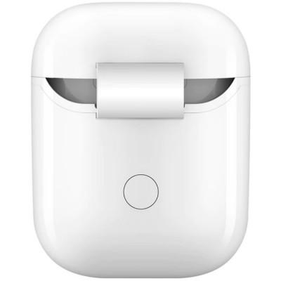 Купить Силиконовый чехол с функцией беспроводной зарядки для наушников Apple AirPods с доставкой по России