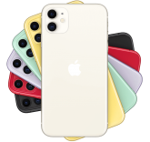 Муляж Apple iPhone 11 White витринный образец