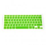 """Силиконовая накладка на клавиатуру салатовая для MacBook 12""""/13""""/15""""/17"""""""