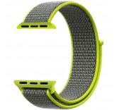 Нейлоновый ремешок Sport Loop Flash для часов Apple Watch 42mm