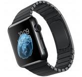 Блочный браслет Link Bracelet Black для часов Apple Watch 42mm