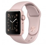 Часы Apple Watch Series 3 42mm Aluminum Case with Sport Band (Pink) MQL22