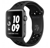 Часы Apple Watch Series 3 42mm Aluminum Case with Sport Band (Black) MQL42