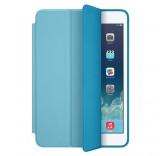 Кожаный чехол для Apple iPad mini 1/2/3 бирюзовый