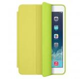 Кожаный чехол для Apple iPad mini 1/2/3 салатовый
