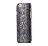Чехол бампер для iPhone 6 под кожу змеи (тип 3)