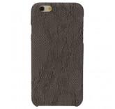 Чехол бампер для iPhone 6 Plus Кружева (коричневый)