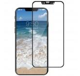 Защитное стекло для Apple iPhone X черное (BlackMix)