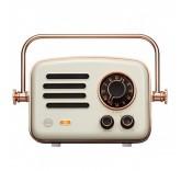 Беспроводная колонка с радиоприемником Xiaomi Muzen Elvis Presley Moon Rock Smart Radio/Bluetooth Speaker (белый)