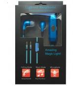 Наушники с LED подсветкой