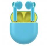 Беспроводные наушники-гарнитура OnePlus Buds White голубые