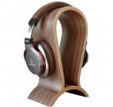 Деревянная подставка для наушников Headphones Stand
