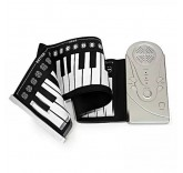 Цифровое гибкое пианино Roll-up Piano 49 клавиш