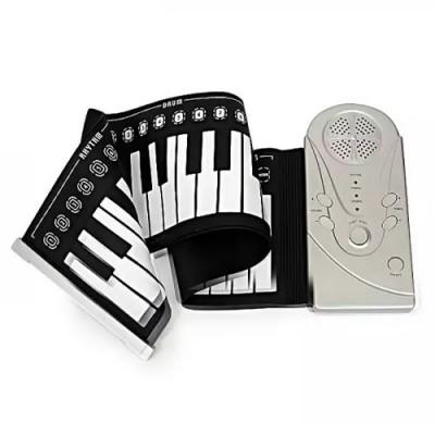 Купить Цифровое гибкое пианино Roll-up Piano 49 клавиш с доставкой по России