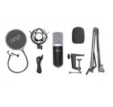 Набор конденсаторный USB микрофон Uhuru UM-900