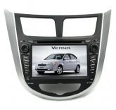 Штатная магнитола Viget 6212 Hyundai Verna / Solaris