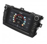 Штатная магнитола Viget 6202 Toyota Corolla (2007-2012)