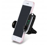 Автомобильный держатель - Bluetooth FM трансмиттер Wireless Car Kit F1